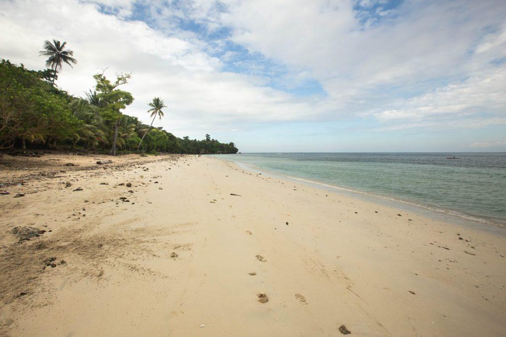 Beach Buton
