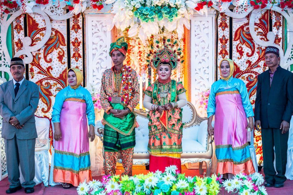 Buton wedding