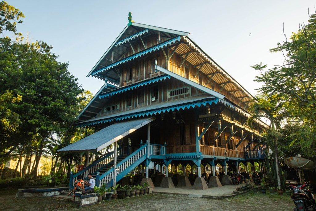 Istana Malige Buton