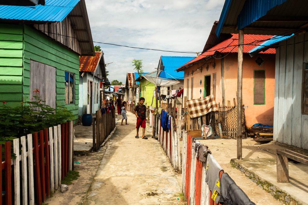 Labengki Village
